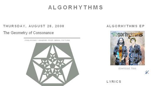 Algorhythms Blog