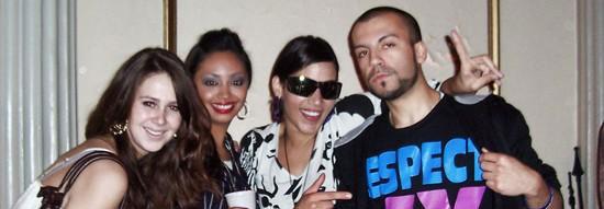 DJ Pain 1 with Kid Sister