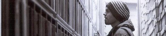 DJ Shadow record shopping