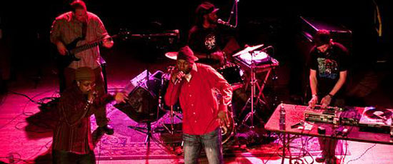 dumate Live Onstage Madison Hip Hop