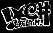 Exclaim! magazine logo
