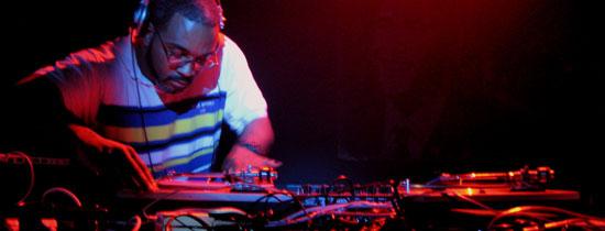 Large Professor DJ set