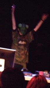 Man Mantis Madison hip hop