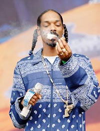 Snoop Dog up in smoke tour