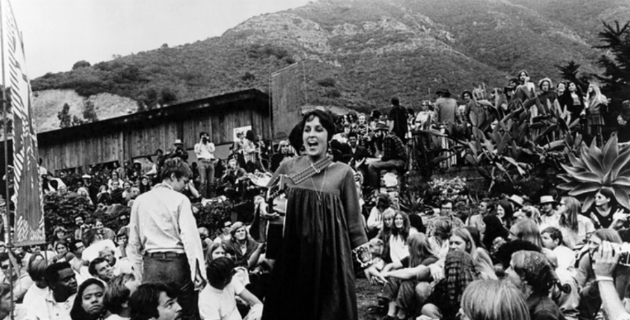 Joan Baez Big Sur