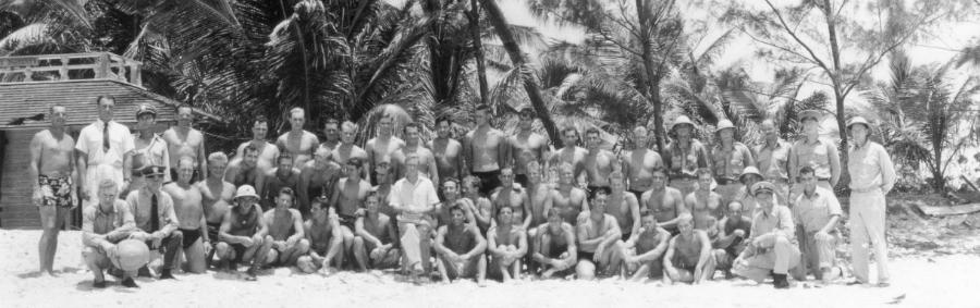 OSS Society Beach Party